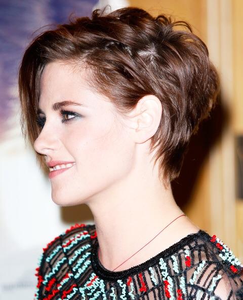 Kristen Stewart corte de pelo