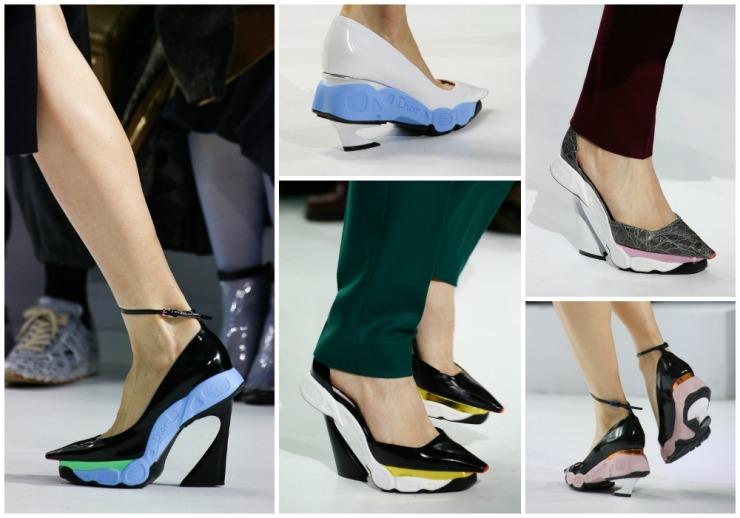 Zapatos Christian Dior otoño invierno 2014 2015