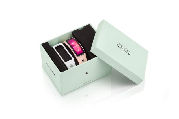 Smartwatch Tous Samsung caja