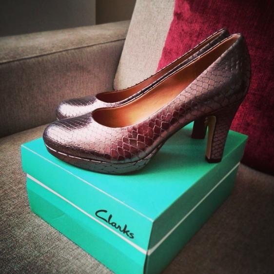 Zapatos Softwear de Clarks