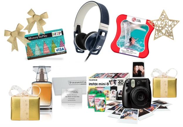 5 regalos infalibles Navidad