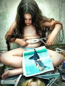 Esclavas de la belleza