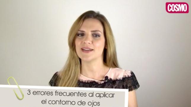 Ver el vídeo errores contorno de ojos en Cosmopolitan TV