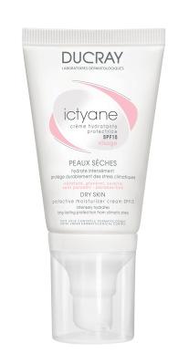 Crema hidratante ictyane Ducray