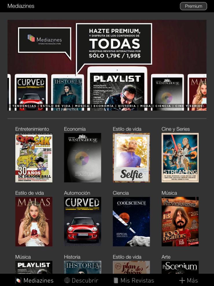 Mediazines