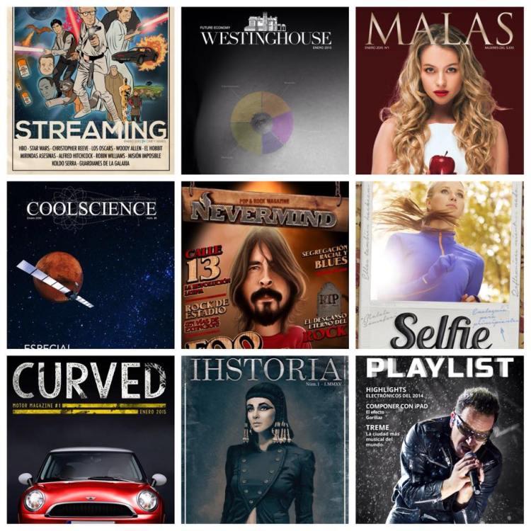 Revistas Mediazines
