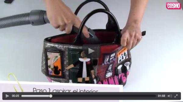 Como cuidar y limpiar nuestros bolsos