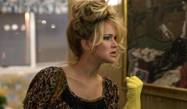 Jennifer Lawrence La gran estafa