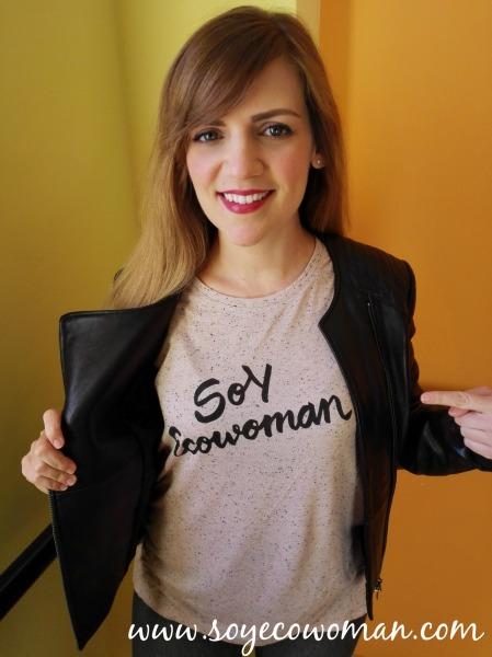 Unete al movimiento ecowoman