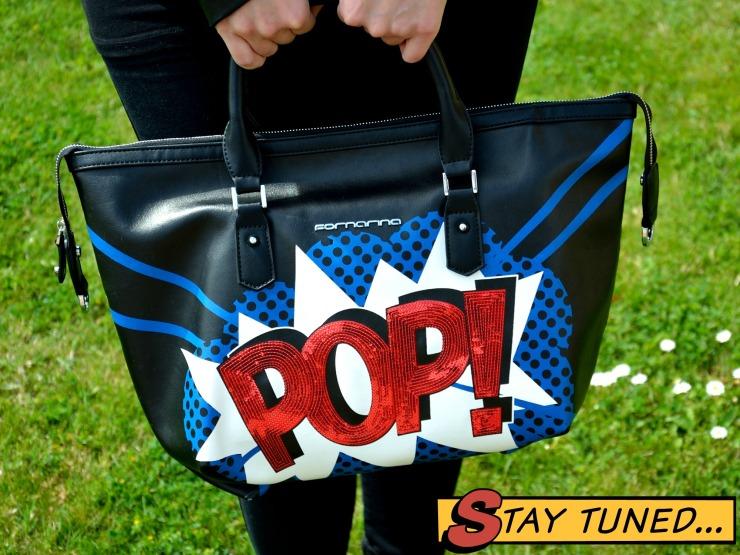 Bolso POP de Fornarina primavera 2015