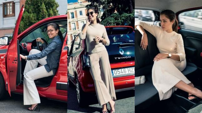 Hiba Abouk nueva embajadora de Twingo