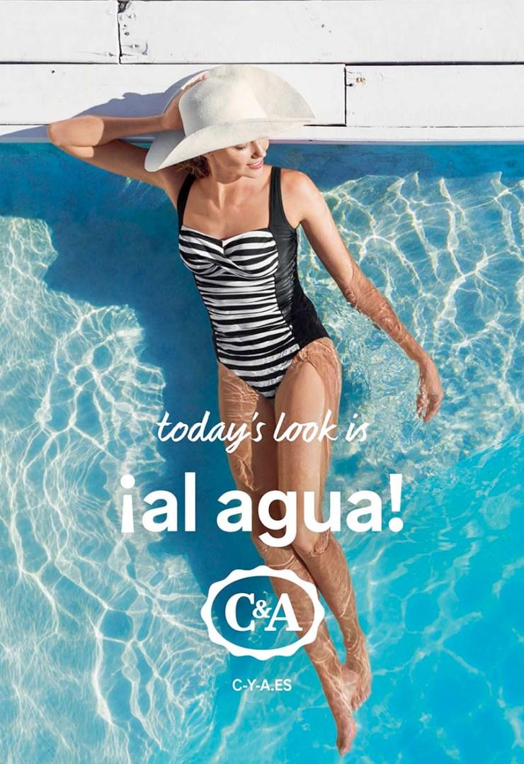 Bañador CandA verano 2015