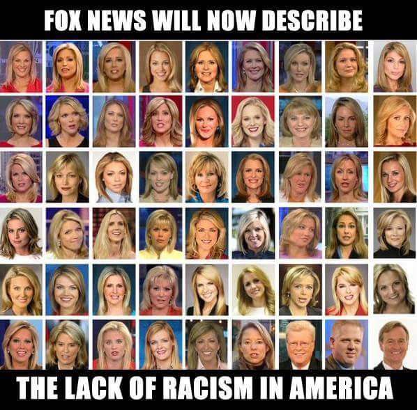Presentadores cadena FOX