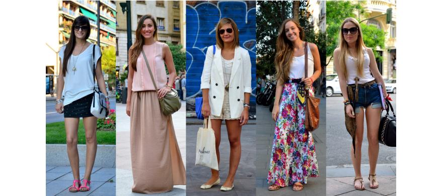 Street Style looks verano destacada