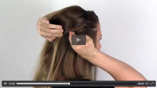 Ver vídeo trucos para peinados en Cosmo