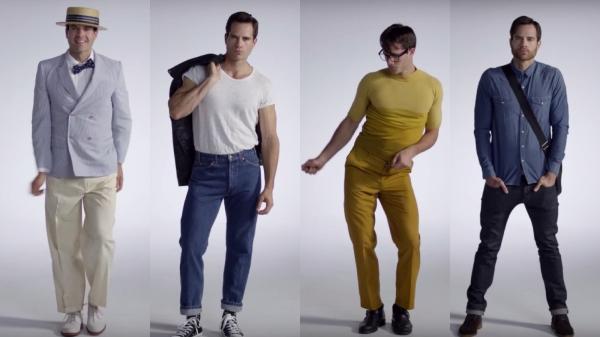 100 años de moda masculina