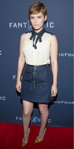 Kate Mara corte pixie