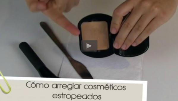 Ver vídeo - Cómo arreglar cosméticos estropeados
