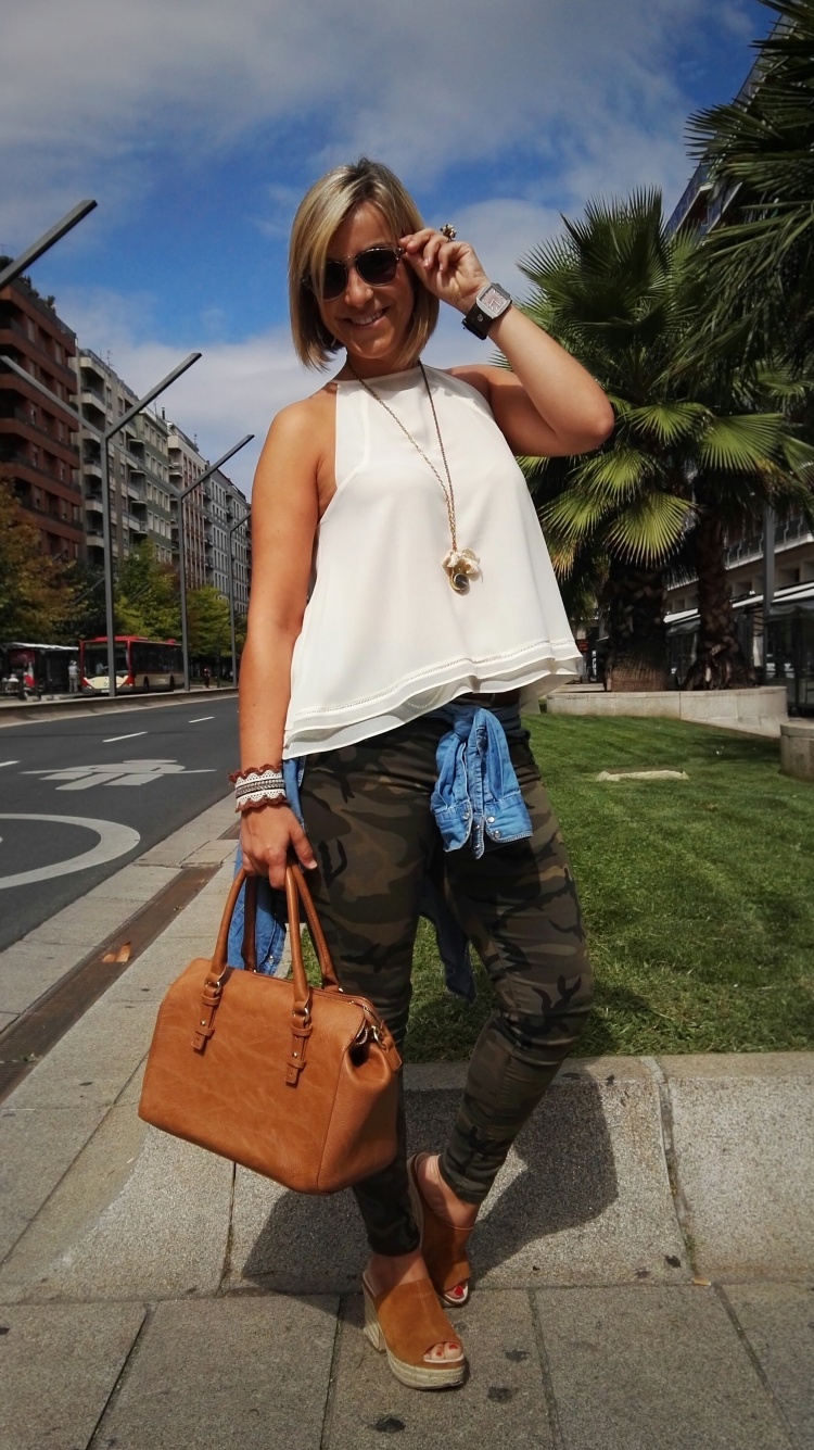 Street style con Huawei P8 Angelica