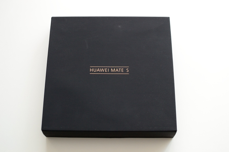 Huawei Mate S Unboxing