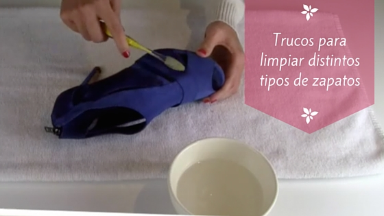 Trucos caseros para limpiar ante y charol
