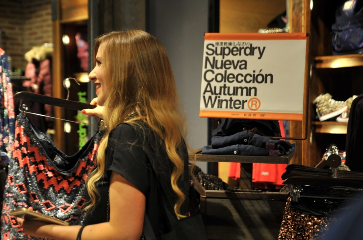 VFNO Evento Superdry