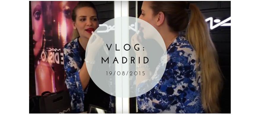 Vlog Madrid destacada
