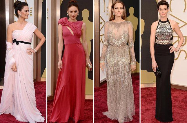 Alfombra roja Oscars 2014