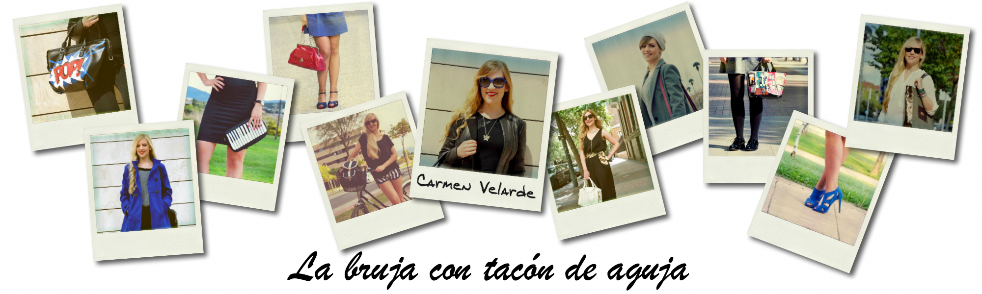 Blog de moda y videoblog de belleza de Carmen Velarde - La Bruja con tacón de aguja