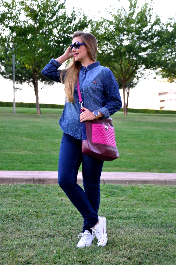Look todo al denim