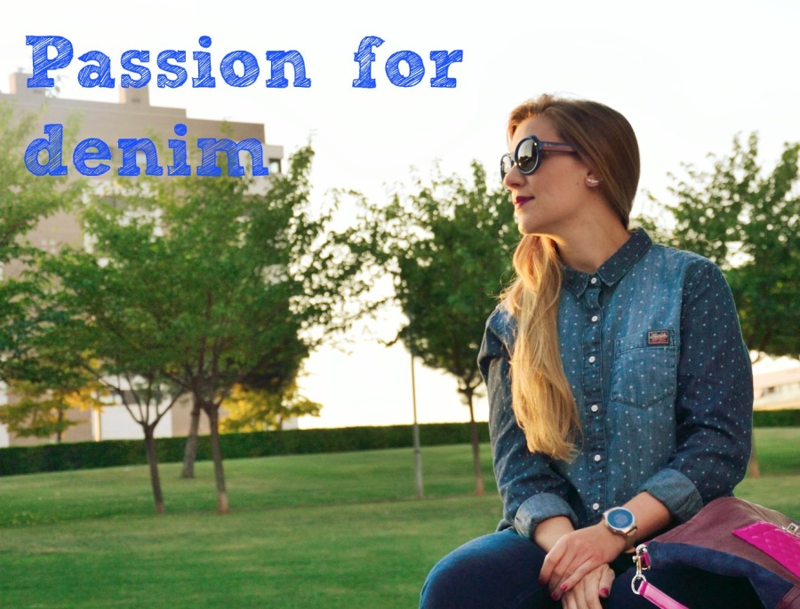 Passion for denim