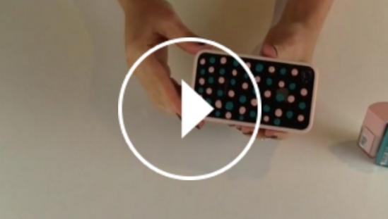 Ver vídeo DIY móviles en Cosmopolitan TV