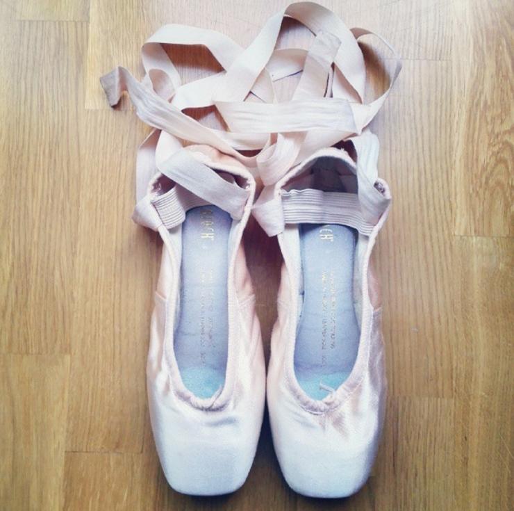 Propósitos 2016 ballet