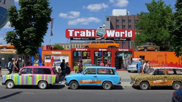 Trabi Safari Berlín 02