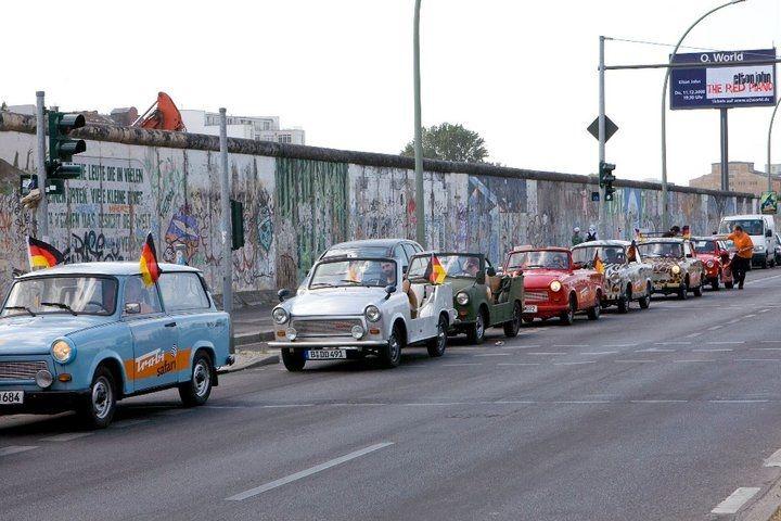 Trabi Safari Berlín 04