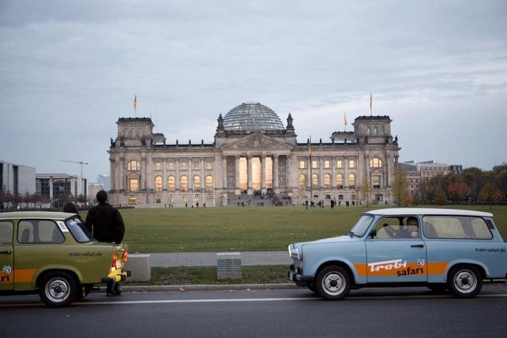 Trabi safari Berlín 07