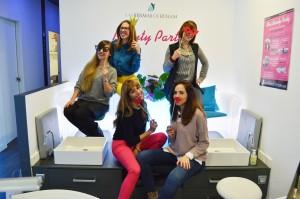 Beauty Party en Las Termas de Ruham Logroño bloggers