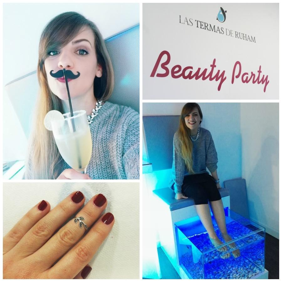 Beauty Party en Las Termas de Ruham Logroño