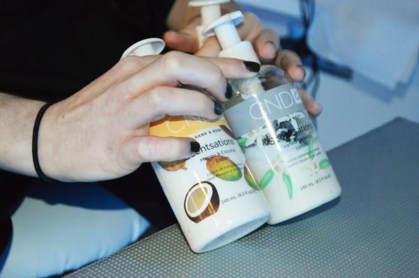 Cremas para masaje Las Termas de Ruham Logroño