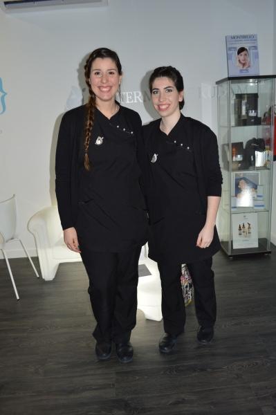 Noelia y Kiara de Las Termas de Ruham Logroño