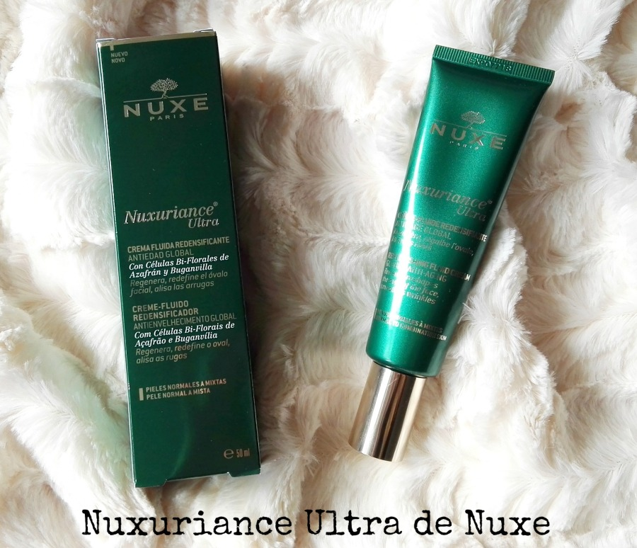 Nuxuriance Ultra de Nuxe review