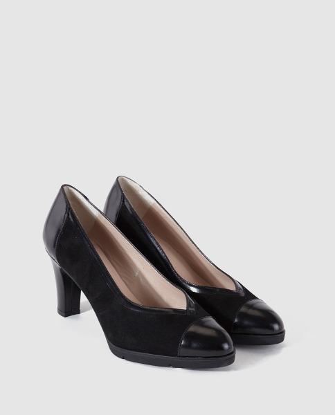 Zapatos de tacón medio de Argenta