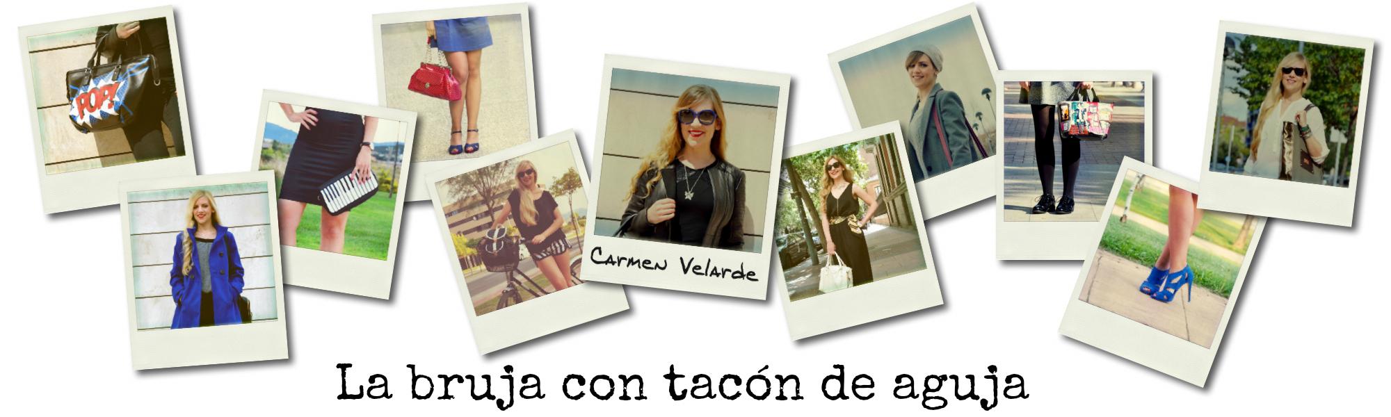Blog de moda y belleza de Carmen Velarde