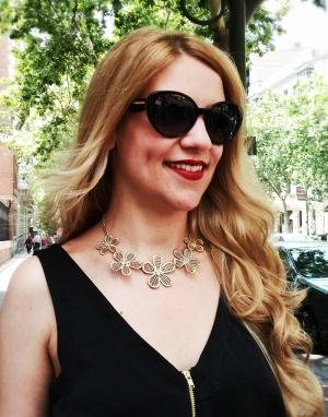 Carmen Velarde blogger