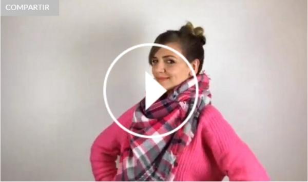 Ver vídeo bufanda manta en Cosmopolitan TV