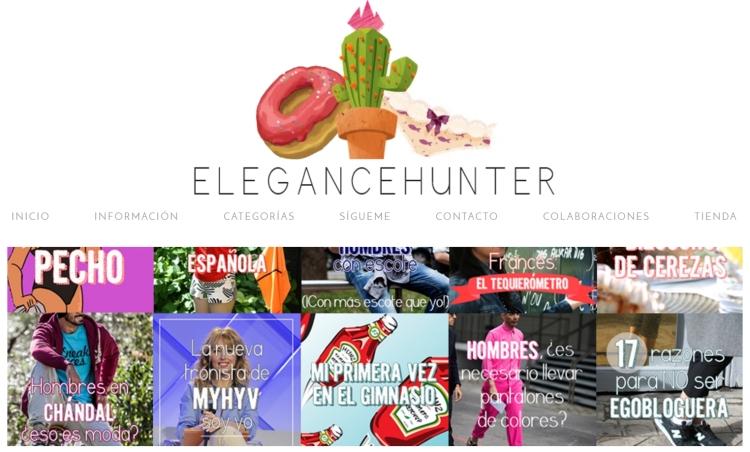 Visita Elegance Hunter