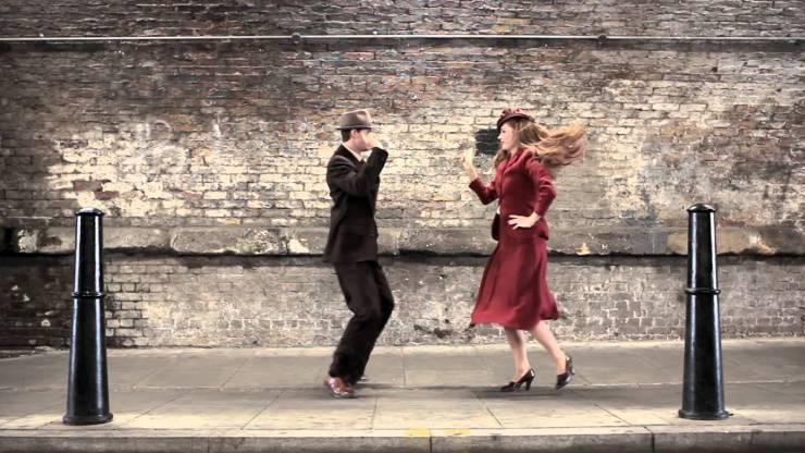 100 años de moda y baile