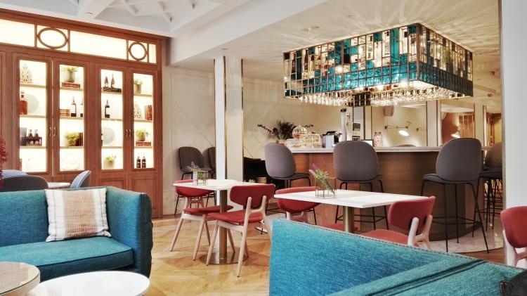 Cafetería Vincci Centrum Madrid