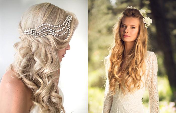 Peinados de novia fáciles para inspirarte cabecera