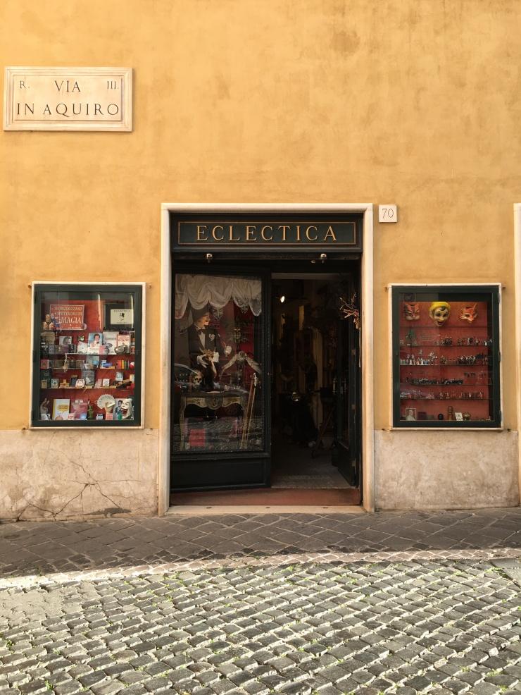Eclectica en Roma